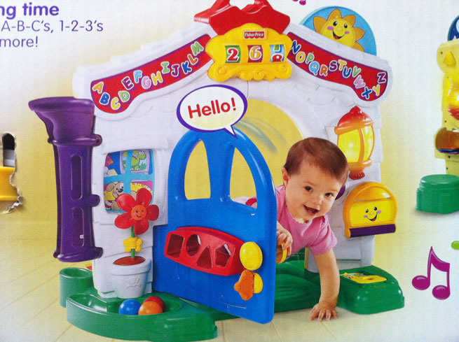Toys For A 9 Month Old : Educational toys for month old babies best education