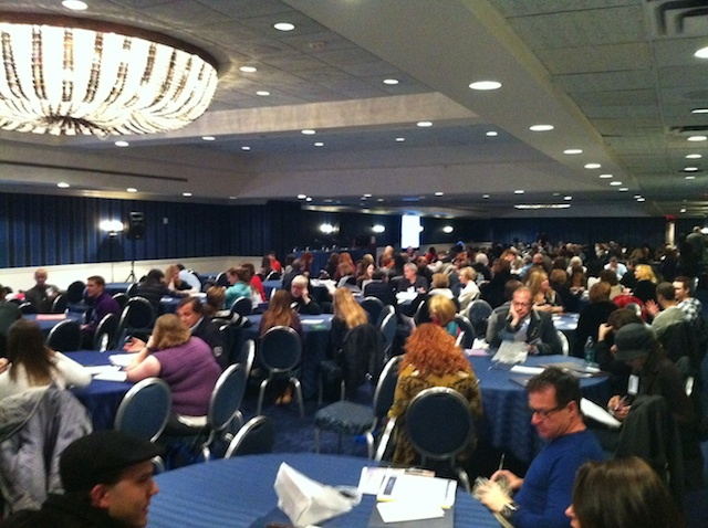 Writers Digest Conference 2012