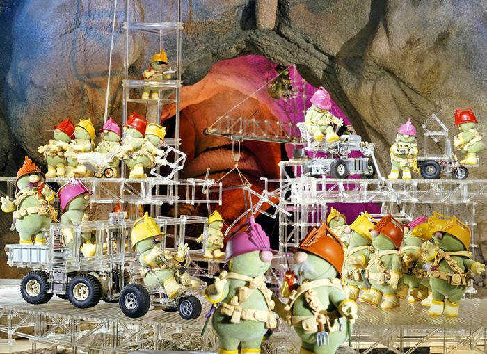 Weekly Muppet Wednedays: Doozers | The Muppet Mindset