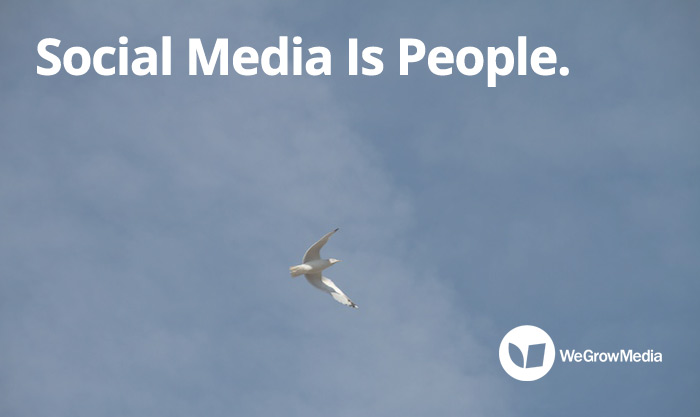 Social Media Is People