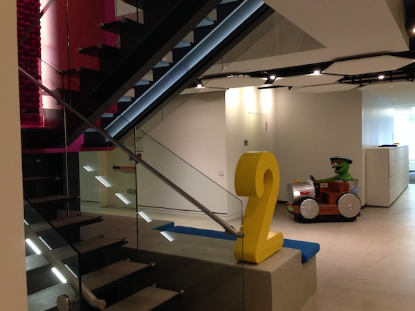Sesame Workshop Offices