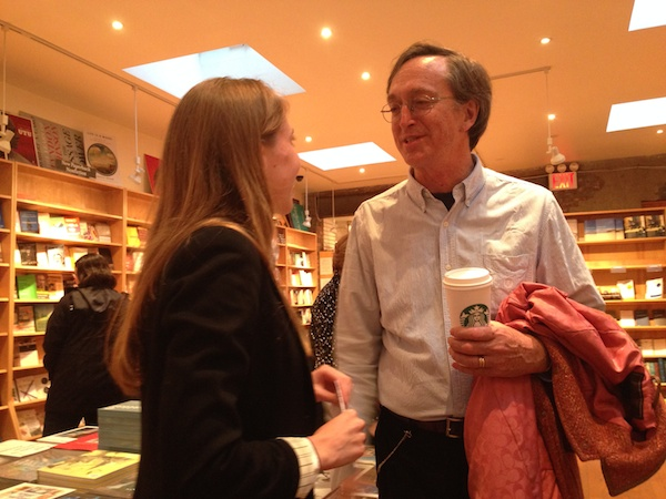Miranda Beverly-Whittemore Bittersweet Book Launch
