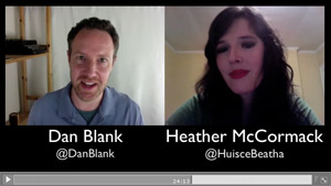 Heather McCormack Interview