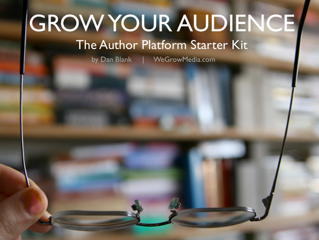 Author Platform Starter Kit