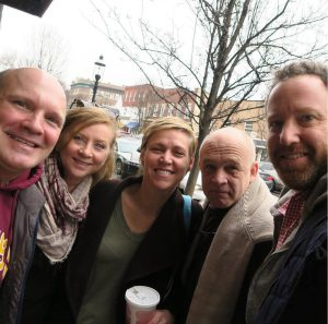 Organizers for The Madison Storytellers Festival