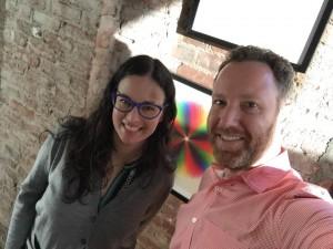 Rachel Fershleiser and Dan Blank