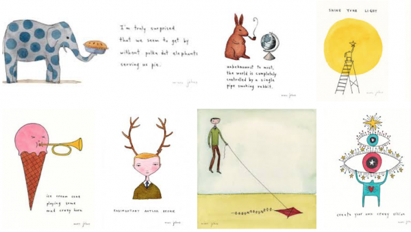 Marc Johns art