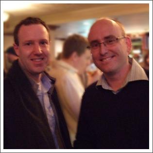 Dan Blank and Darren Rowse