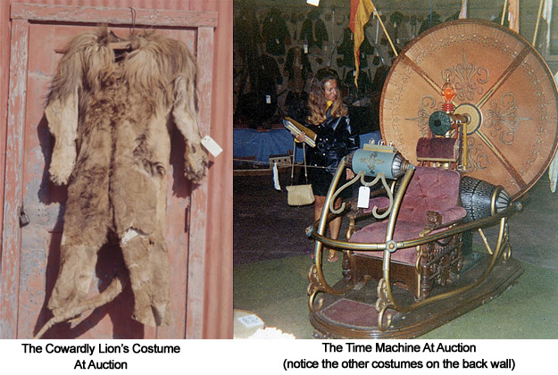 MGM Costumes and Props