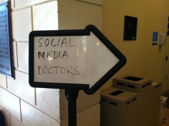 Social Media Weekend at Columbia School of Journalism