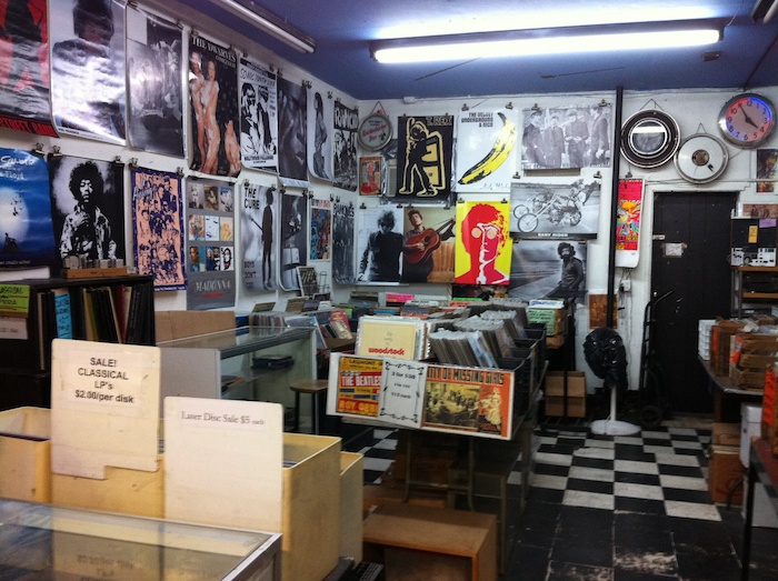 Bleecker Bob's Records