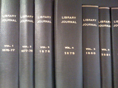 Library Journal archives